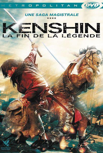 Kenshin : La Fin de la légende [BDRip] Francais