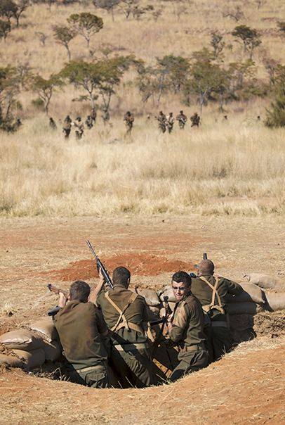 The Siege Of Jadotville [WEBRiP] Francais