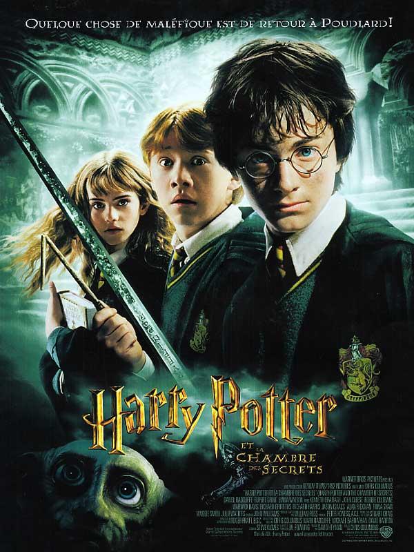Harry Potter 2 en Streaming VF GRATUIT Complet HD 2002 en...