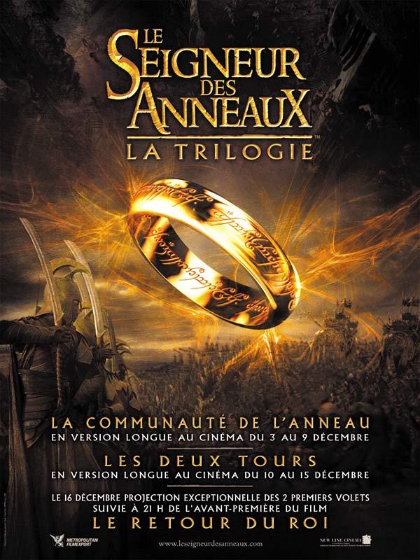 Le Seigneur Des Anneaux 1 Version Longue : seigneur, anneaux, version, longue, Seigneur, Anneaux, Communauté, L'anneau