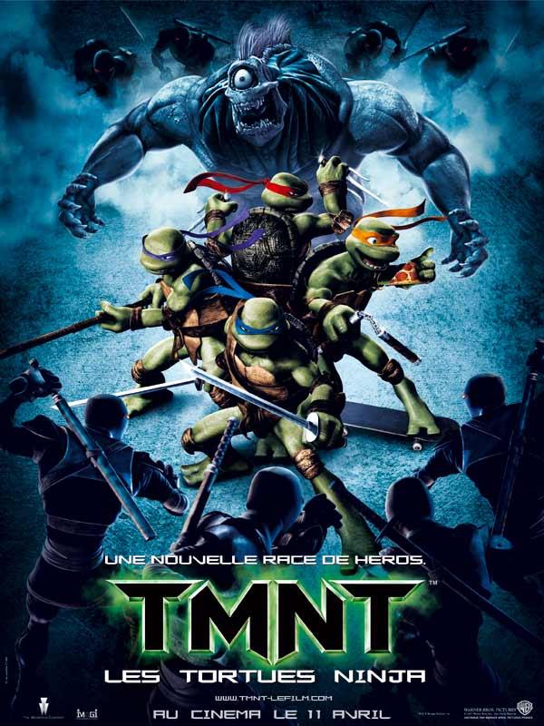 Tmnt : Les Tortues Ninja : tortues, ninja, Achat, Tortues, Ninja, AlloCiné