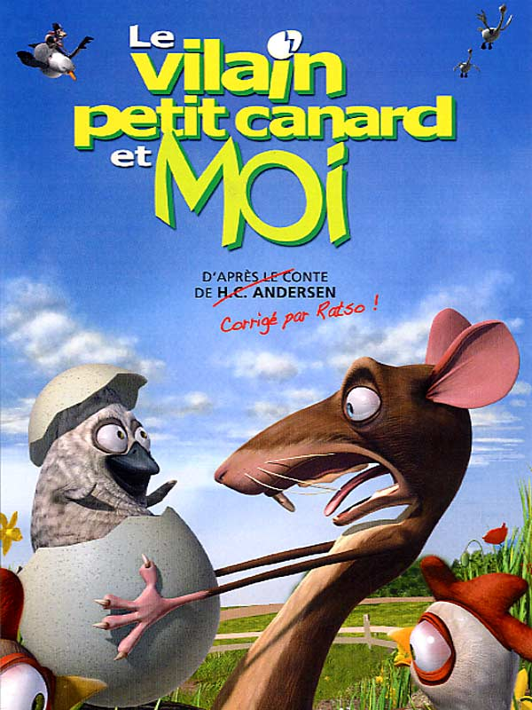 Le Vilain Petit Canard Morale : vilain, petit, canard, morale, Critiques, Presse, Vilain, Petit, Canard, AlloCiné