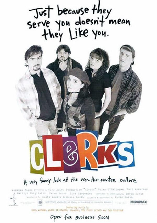 Clerks les employs modles  film 1994  AlloCin