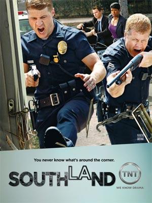 Serie Policiere Americaine Femme Flic : serie, policiere, americaine, femme, Southland, Série, AlloCiné