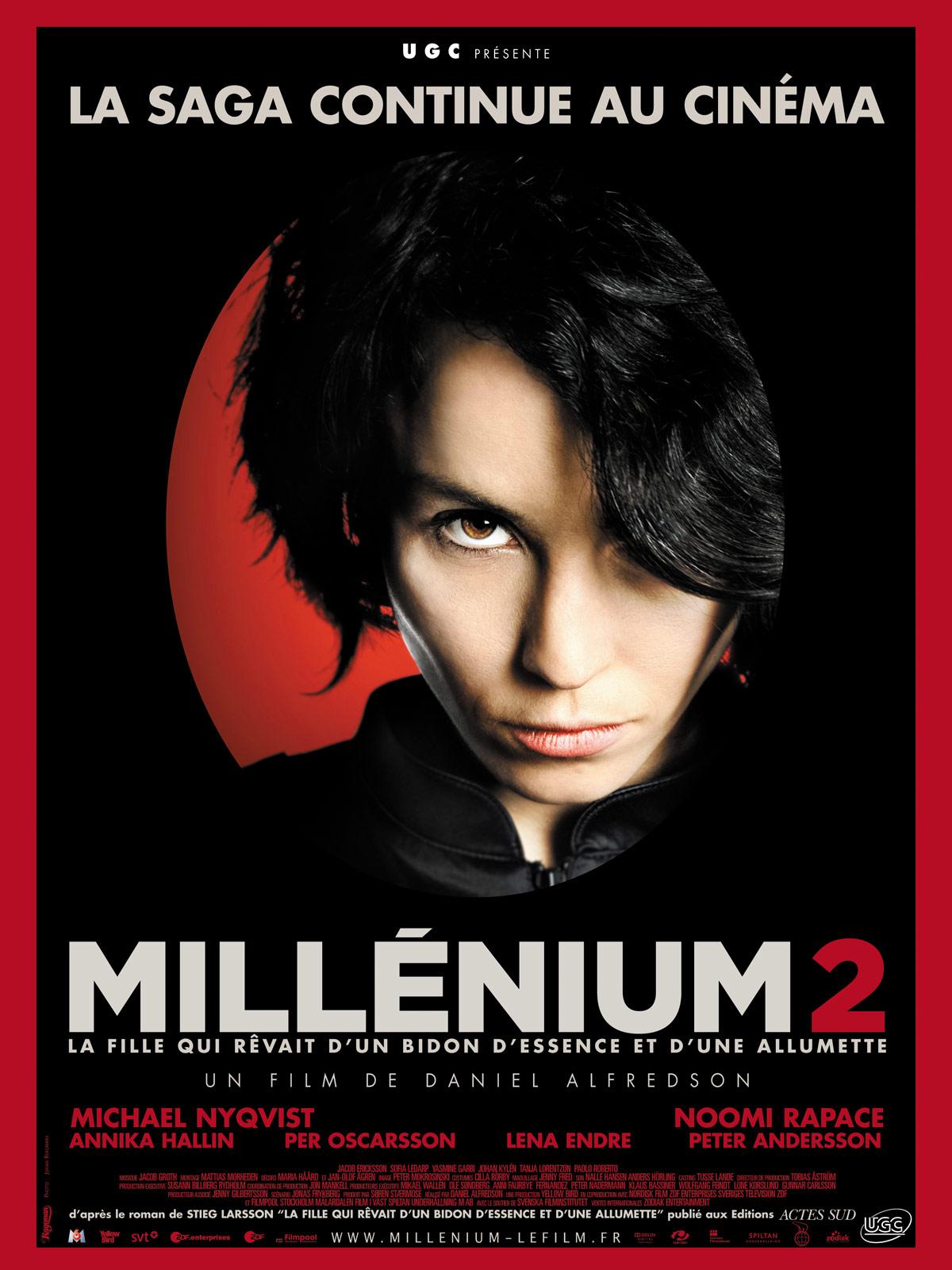 Millenium 4 Ce Qui Ne Me Tue Pas Streaming Vf : millenium, streaming, Millénium, Fille, Rêvait, Bidon, D'essence, D'une, Allumette, AlloCiné