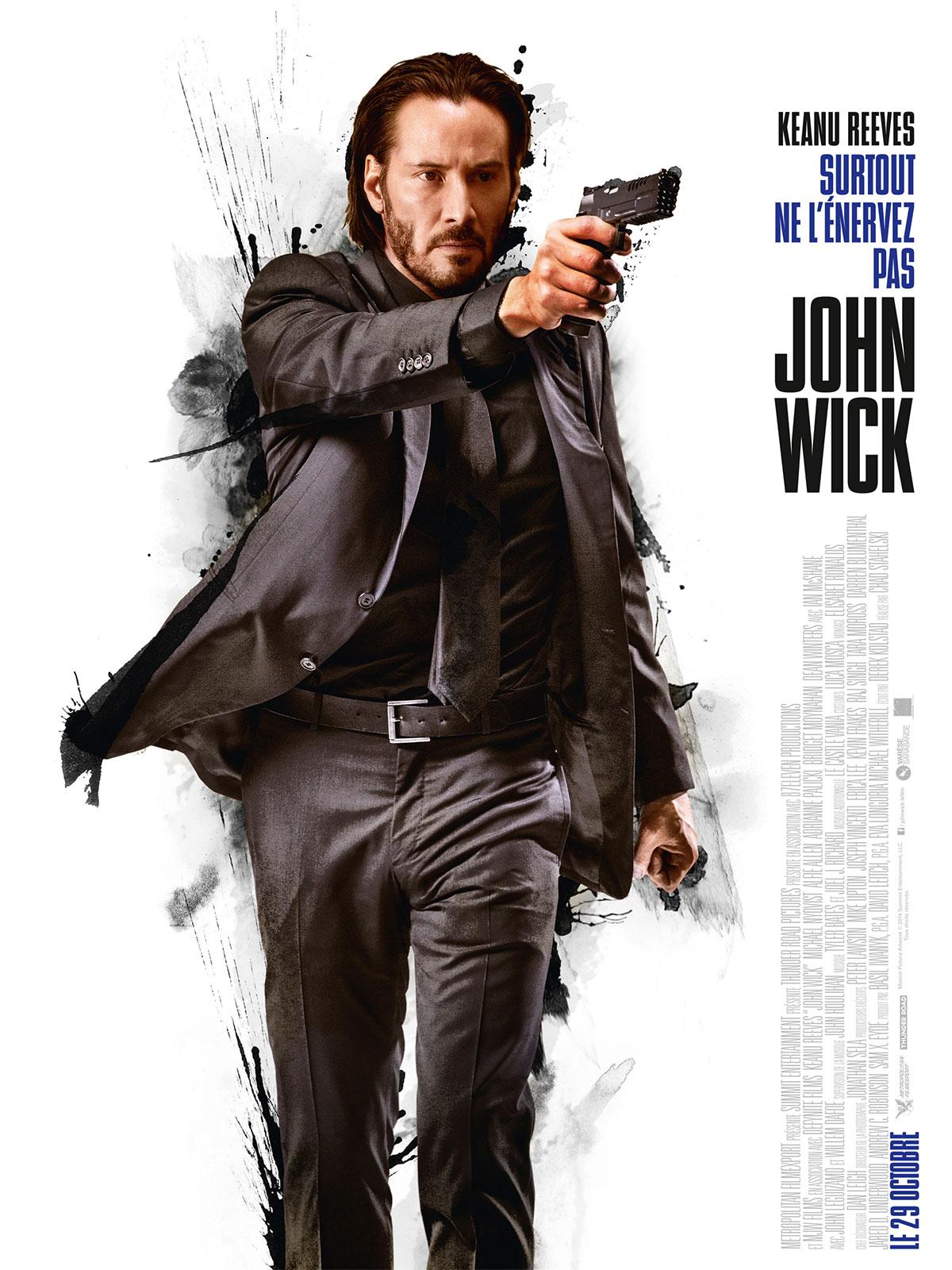 Nonton John Wick (2014) Subtitle Indonesia | Cinema 21