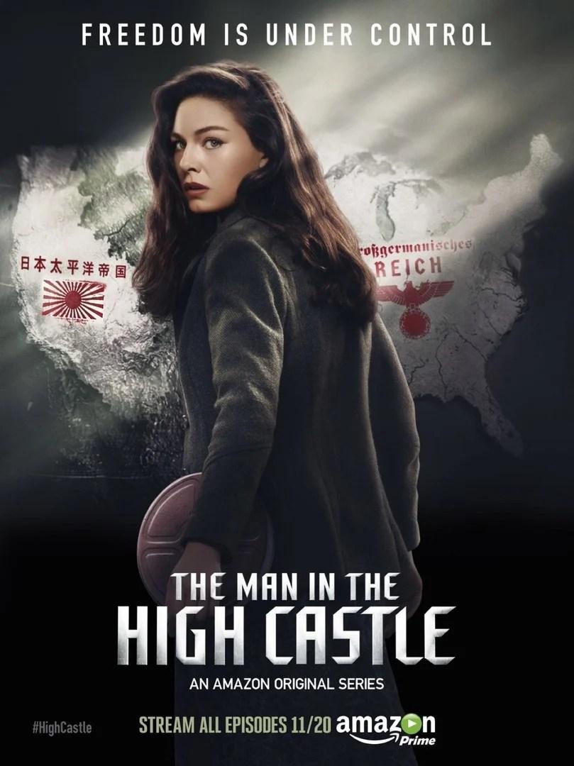 Serie Le Maitre Du Haut Chateau : serie, maitre, chateau, Castle, Saison, AlloCiné