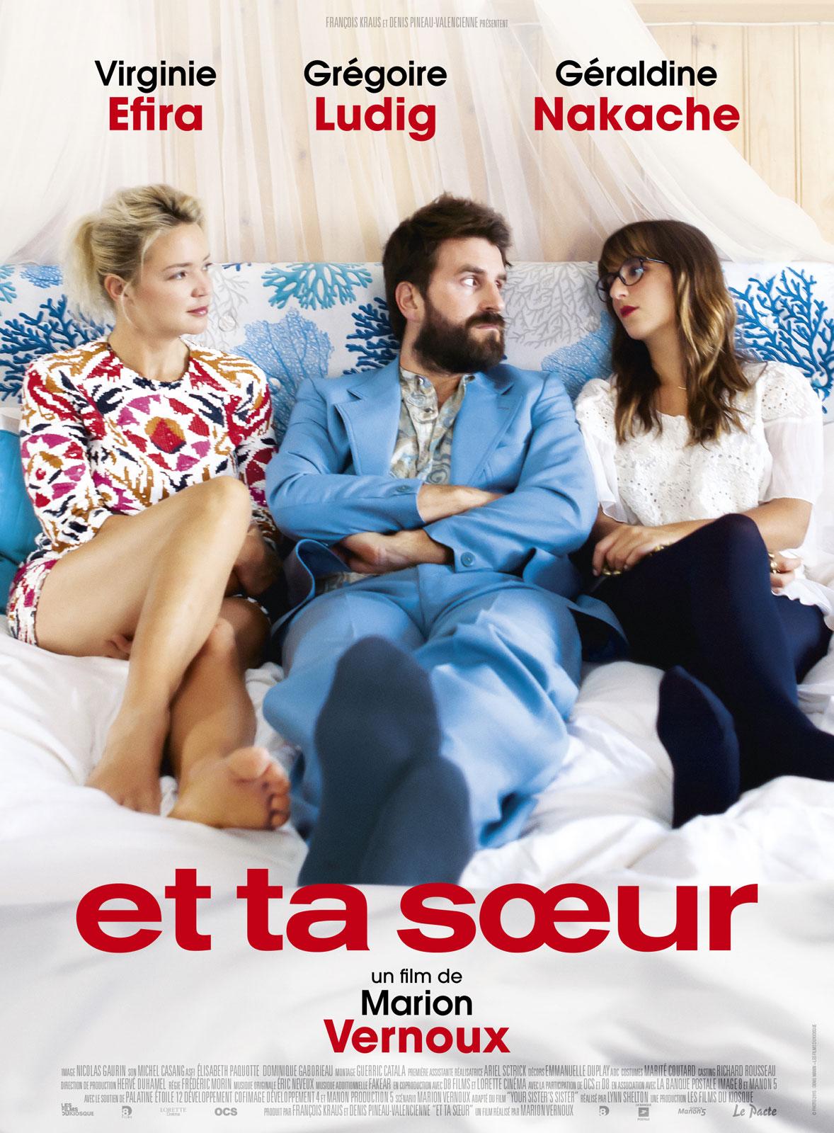 Demi Soeur Streaming Vf : soeur, streaming, Soeur, AlloCiné
