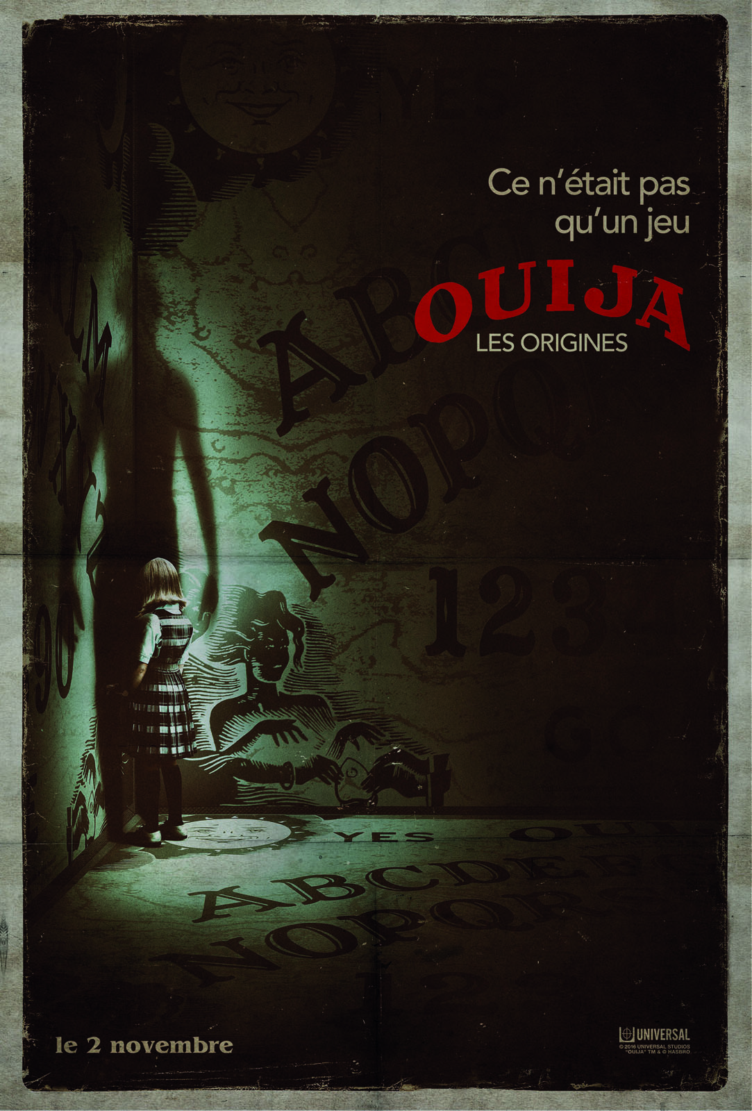Ouija : les origines
