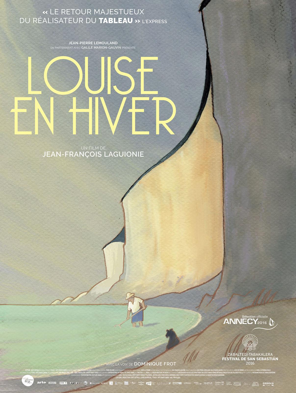 Louise en Hiver Français BDRiP