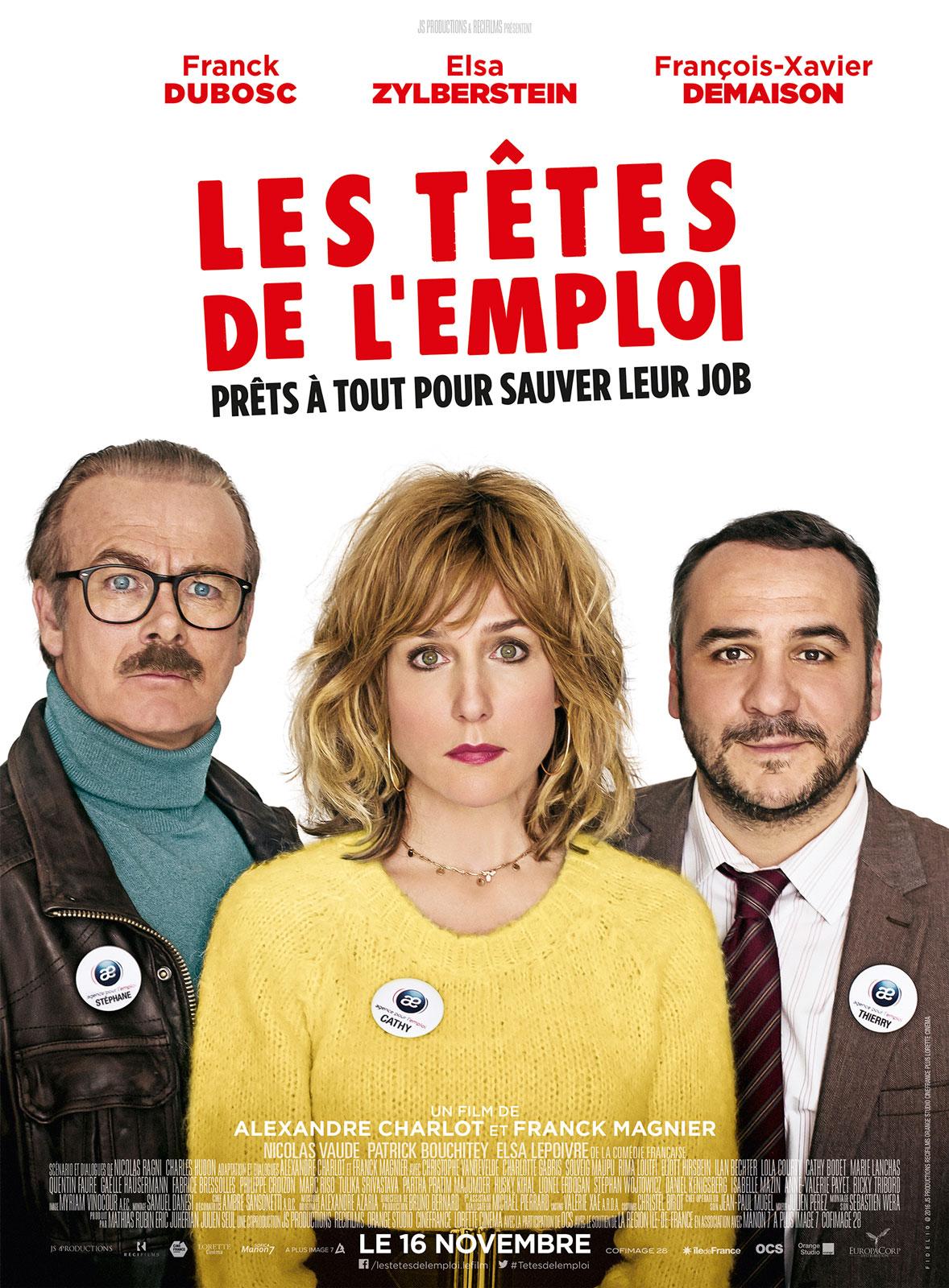 Les Têtes de l'emploi Français BRRiP