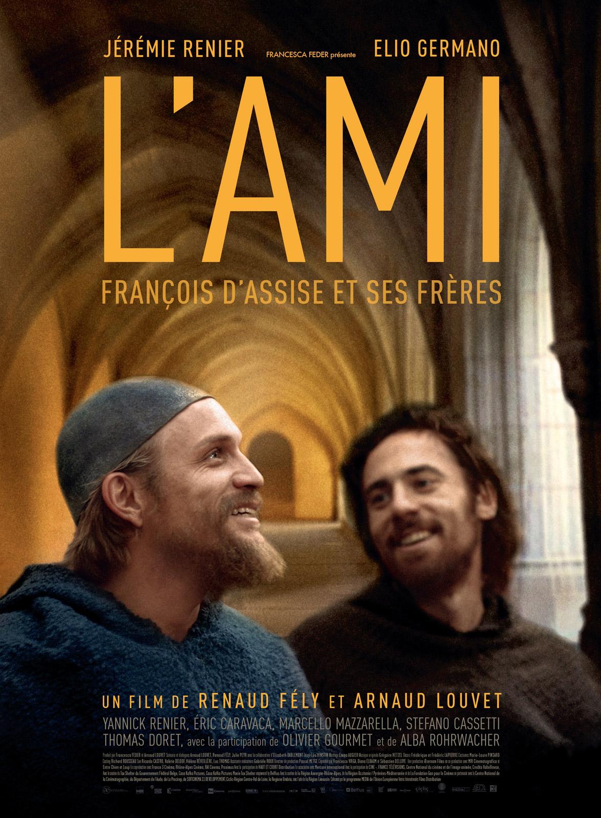 L\`Ami, François d\`Assise et ses frères França