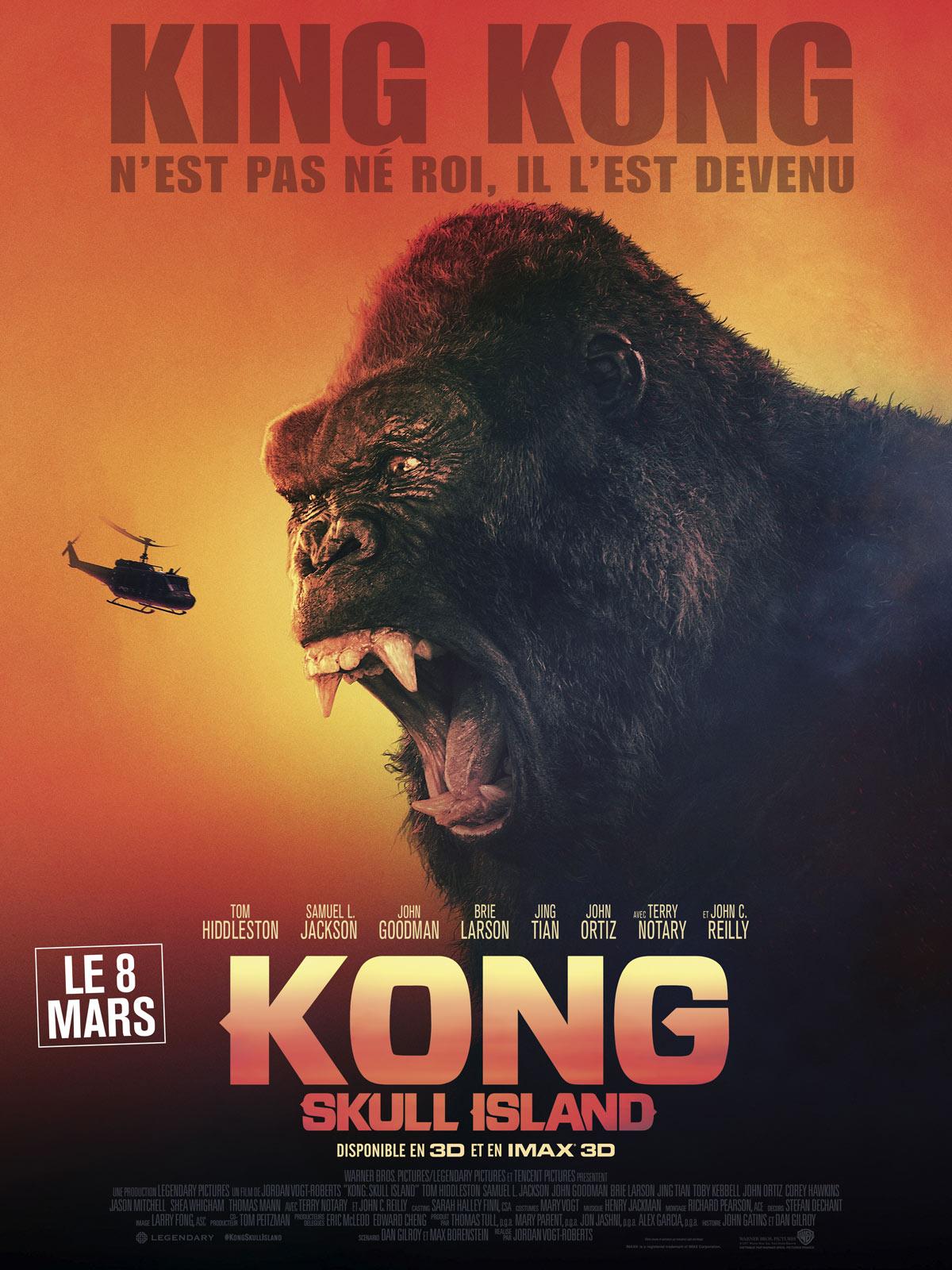 Kong: Skull Island Français HDRiP