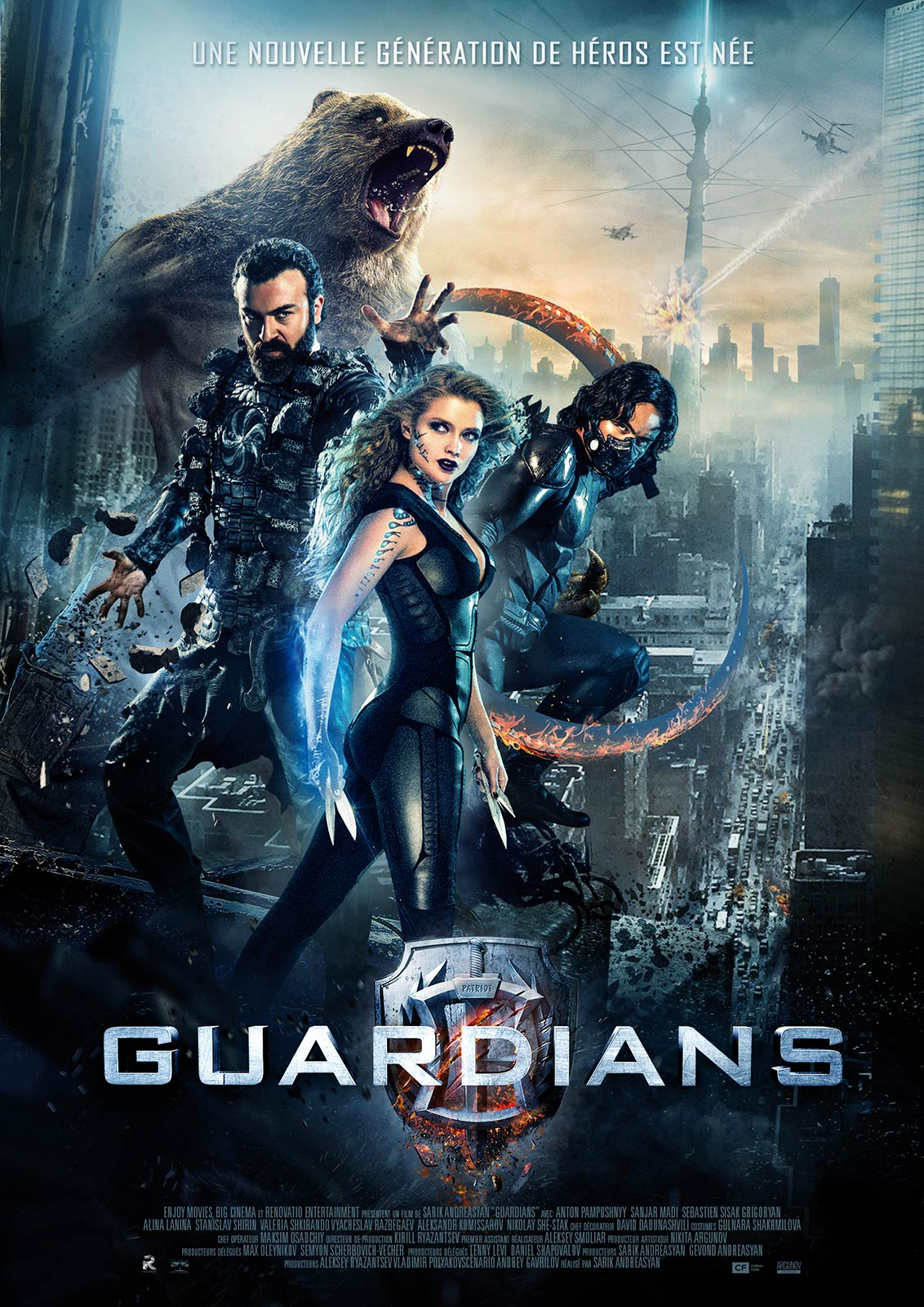 Guardians Truefrench WEB-DL
