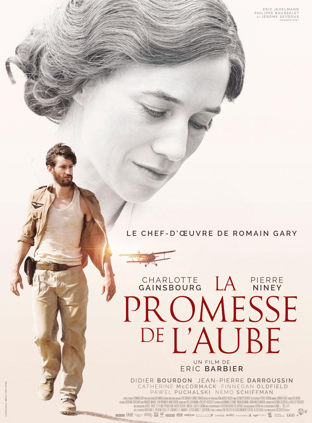 La Promesse De L'aube Résumé : promesse, l'aube, résumé, Dernières, Critiques, Promesse, L'aube, AlloCiné