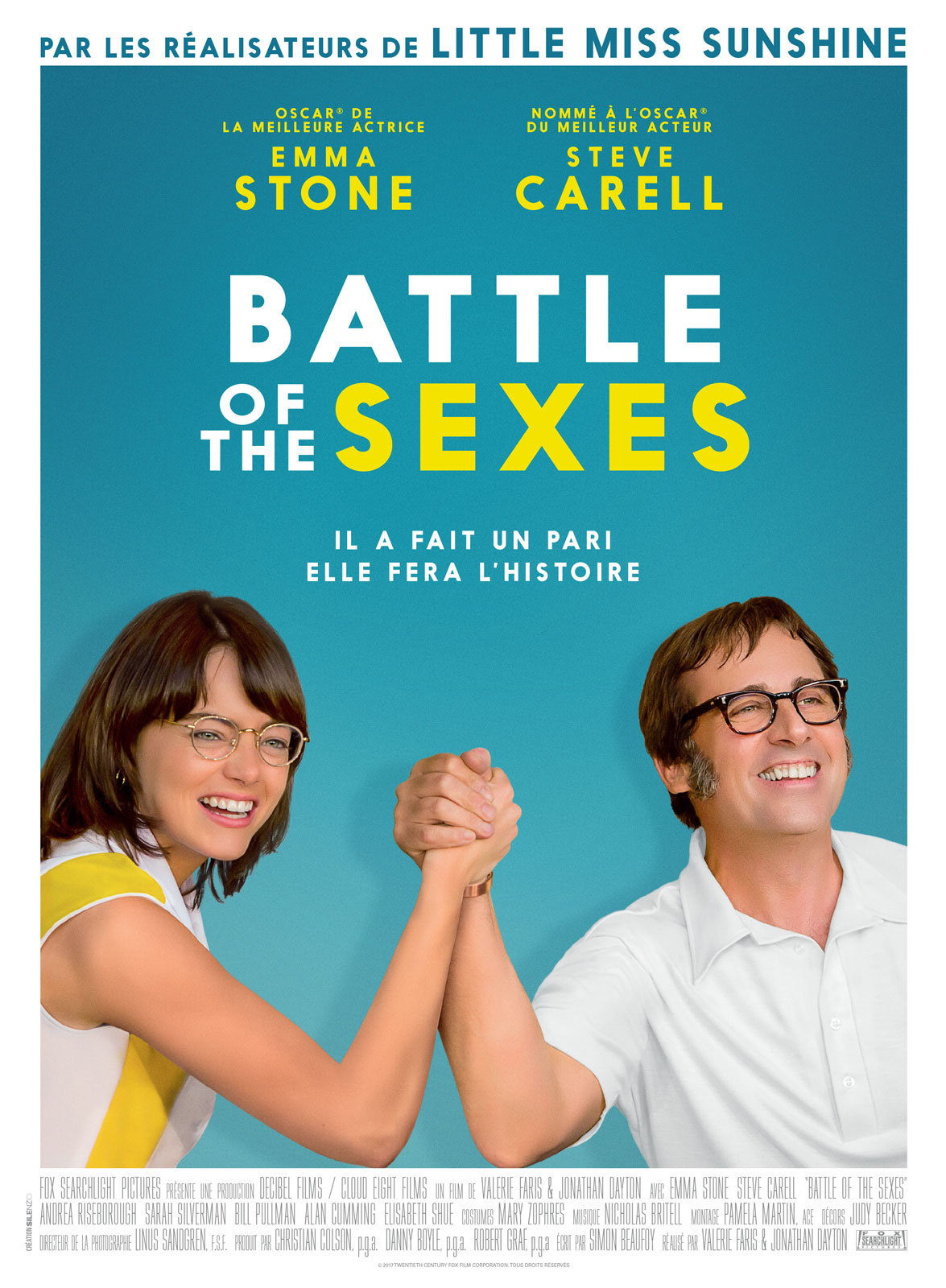 Battle of the Sexes Français HDRiP