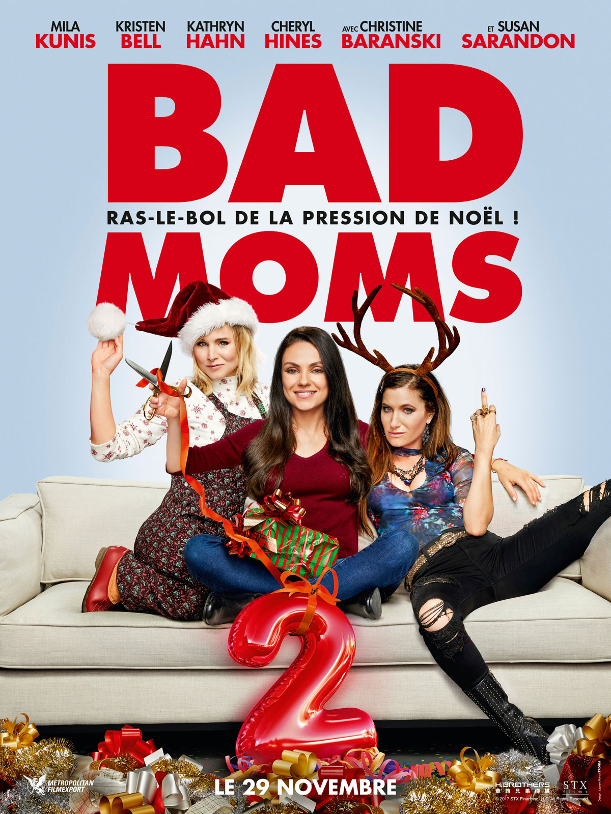 Bad Moms 2 Français WEB-DL