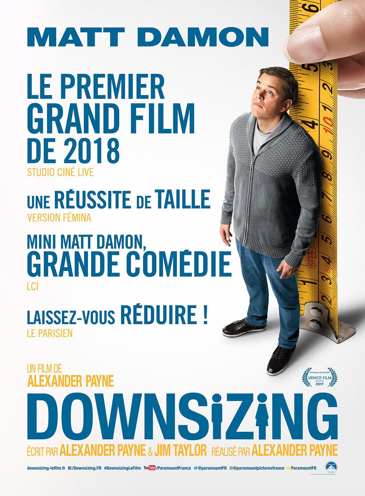 Downsizing Truefrench TS
