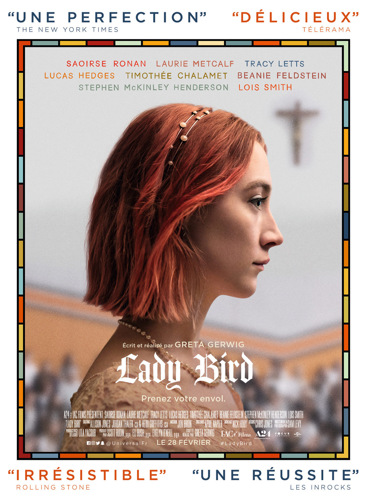 Lady Bird Français HDRiP
