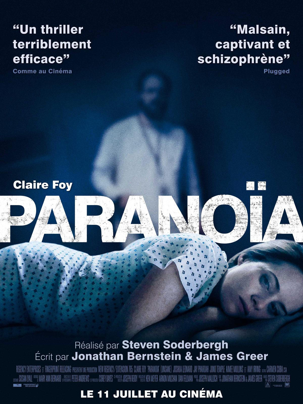 Je Suis Dans Ma Paranoia : paranoia, Critique, Paranoïa, AlloCiné