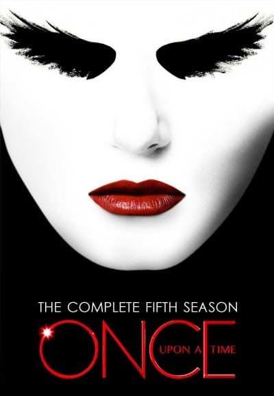 Once Upon A Time Saison 5 Streaming : saison, streaming, Saison, AlloCiné