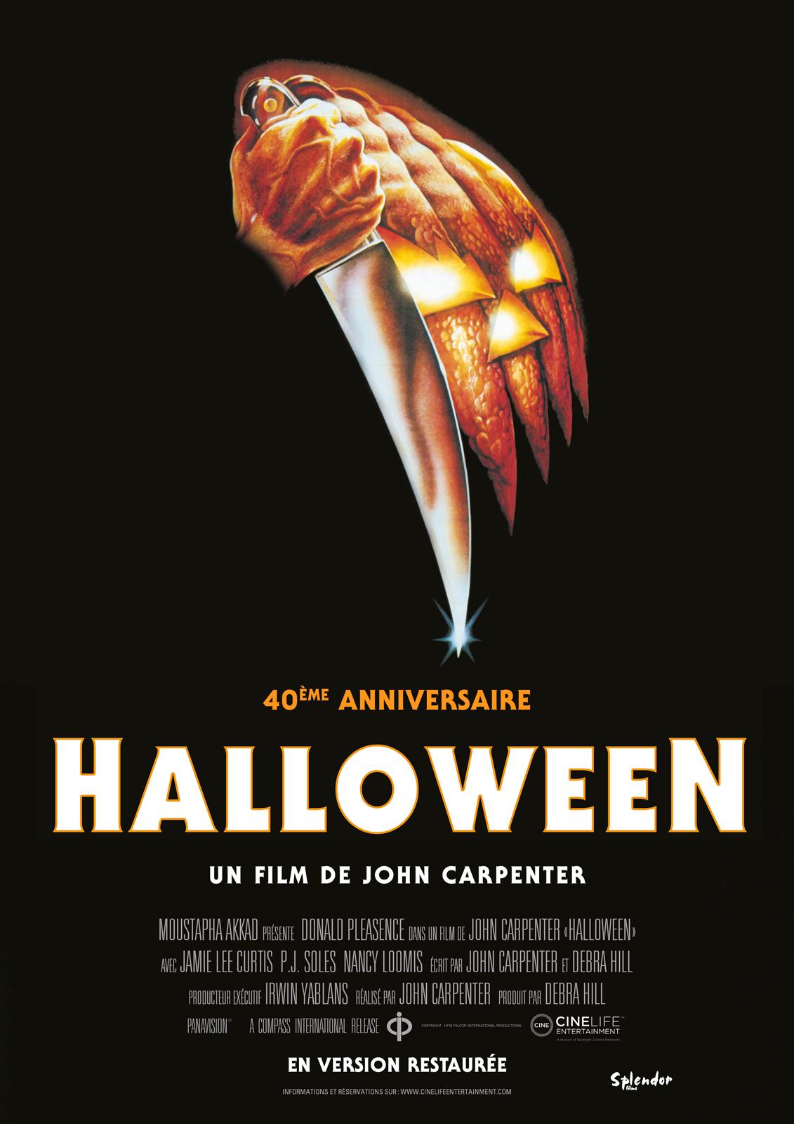 Halloween : La Nuit Des Masques : halloween, masques, Achat, Halloween,, Masques, AlloCiné