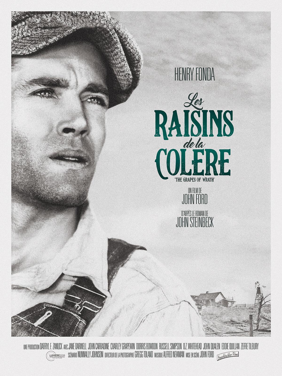 Les Raisins De La Colère Résumé : raisins, colère, résumé, Raisins, Colère, AlloCiné
