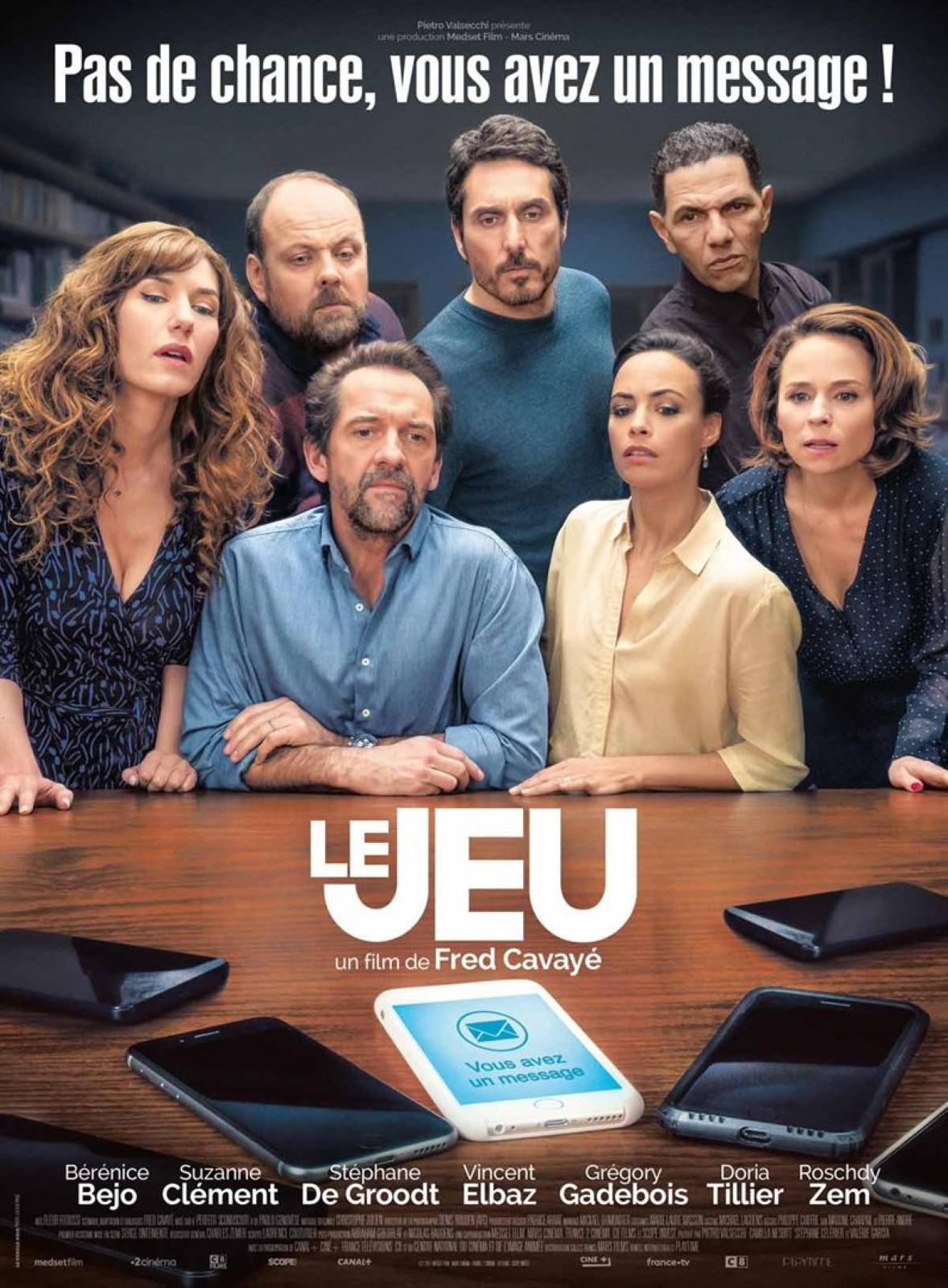 Le Film Le Jeu : Achat, AlloCiné