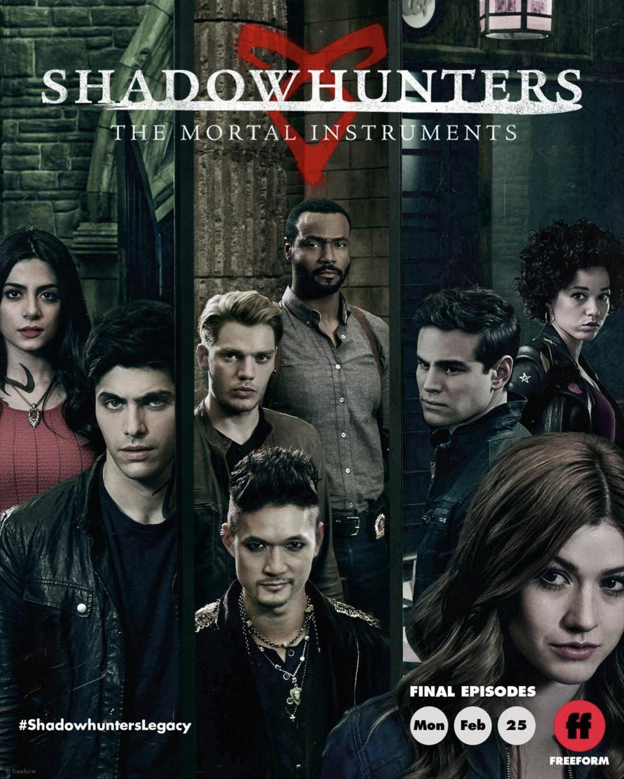 Shadowhunters Saison 1 Episode 1 Vf Complet : shadowhunters, saison, episode, complet, Shadowhunters, Saison, AlloCiné
