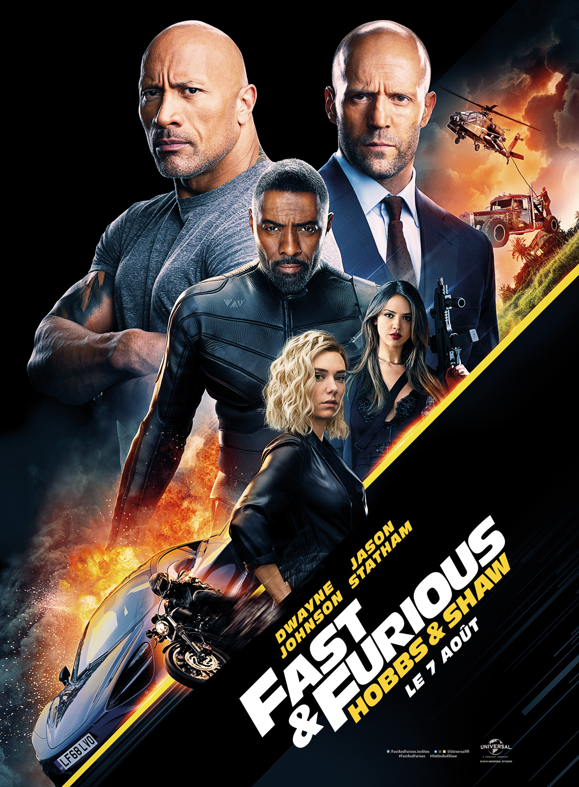 Fast And Furious 9 Film Complet : furious, complet, Furious, Hobbs, AlloCiné