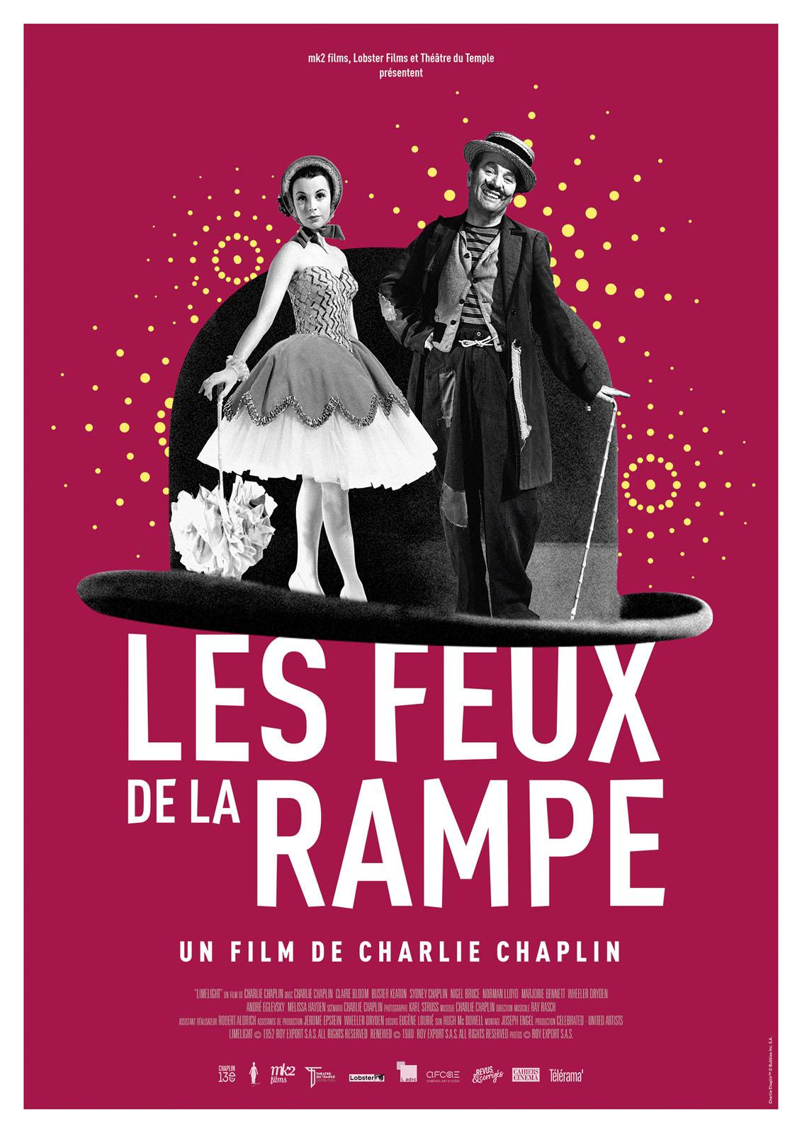 Les Feux De La Rampe : rampe, Achat, Rampe, AlloCiné