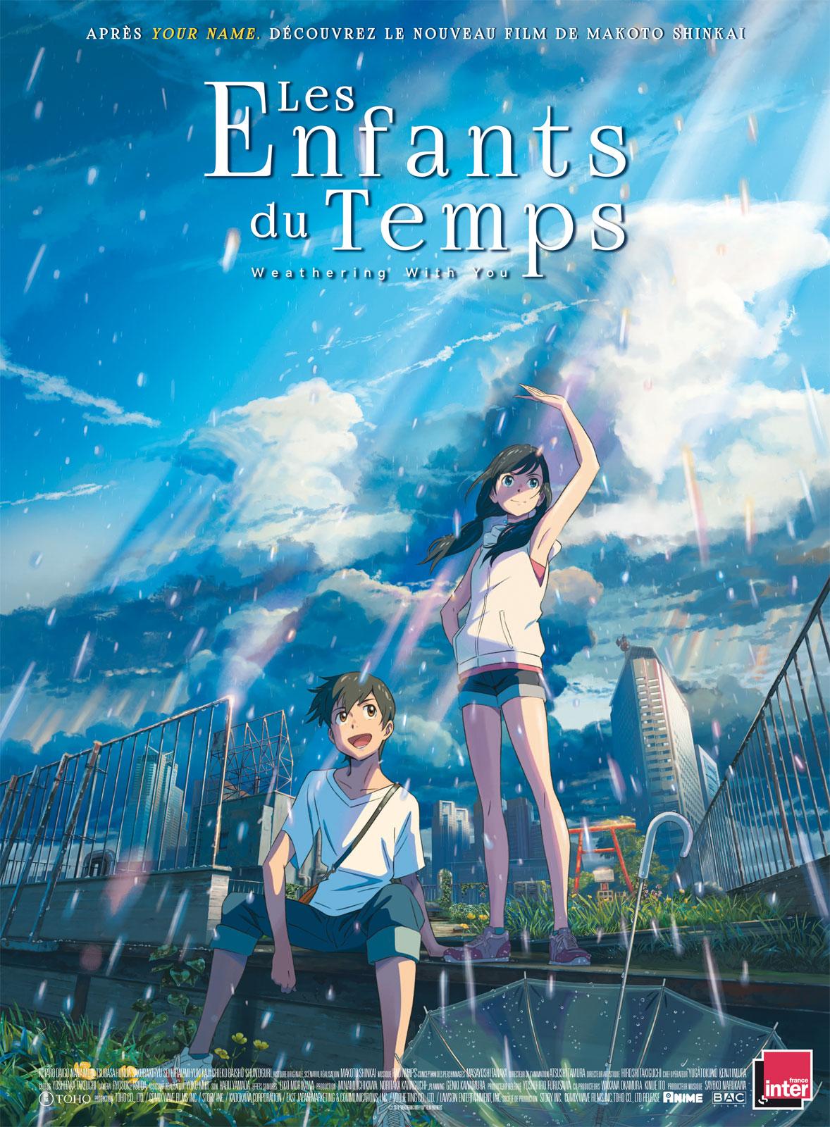 Anime Voyage Dans Le Temps : anime, voyage, temps, Enfants, Temps, AlloCiné