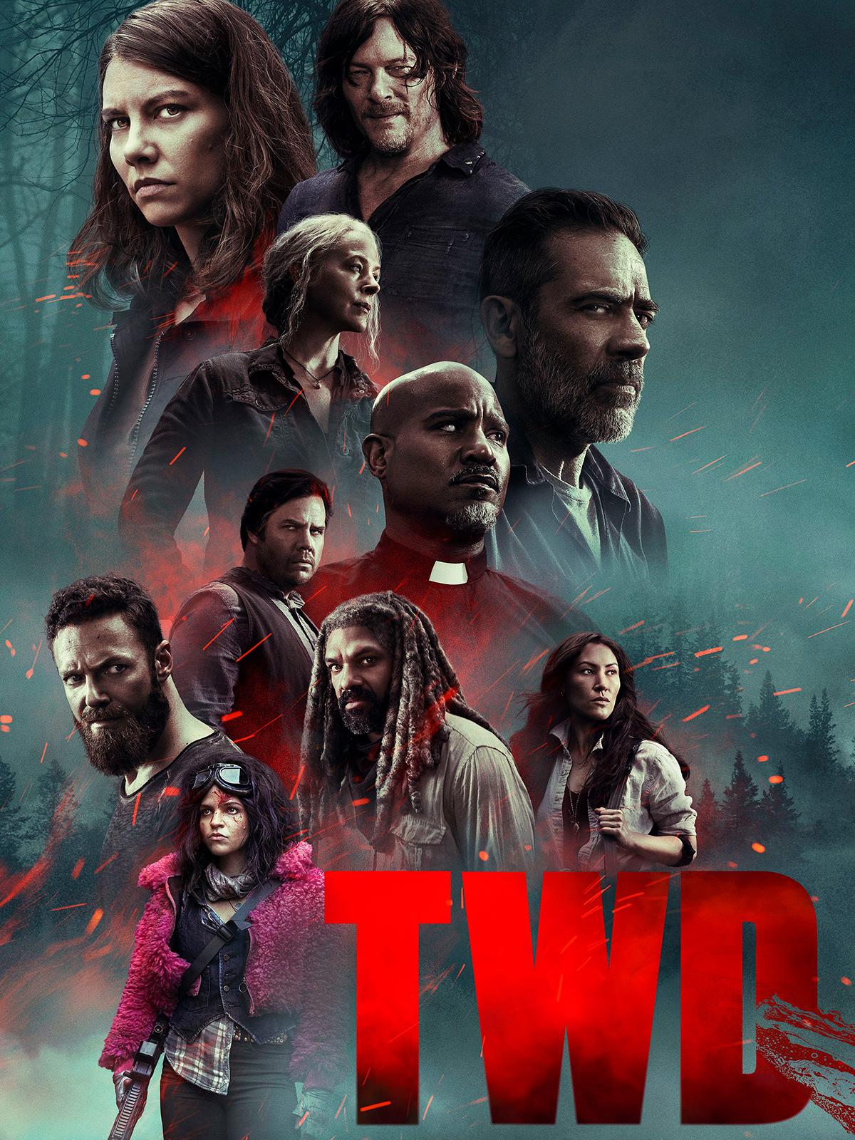 The Walking Dead Saison 10 Stream : walking, saison, stream, Regarder, Walking, Saison, Épisode, Streaming, Vostfr:, Home:, Vostfr