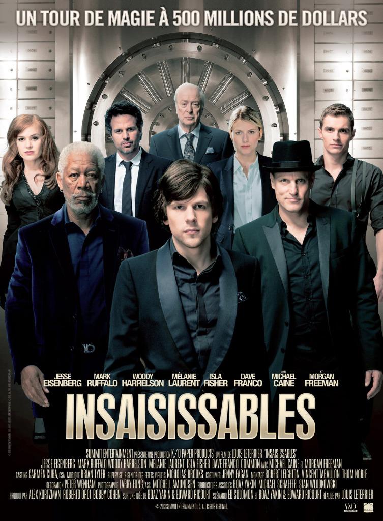 Film Avec De La Magie : magie, Achat, Insaisissables, AlloCiné