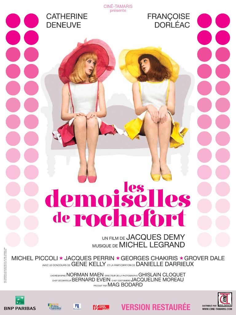Les demoiselles de Rochefort - Michel Legrand - CD album