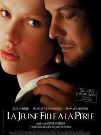 Affiche du film La Jeune fille  la perle - Affiche 1 sur ...