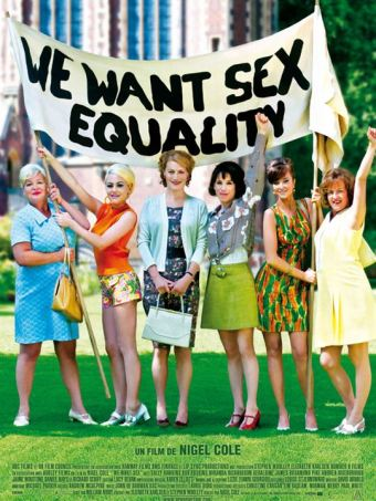 We Want Sex Equality : Affiche