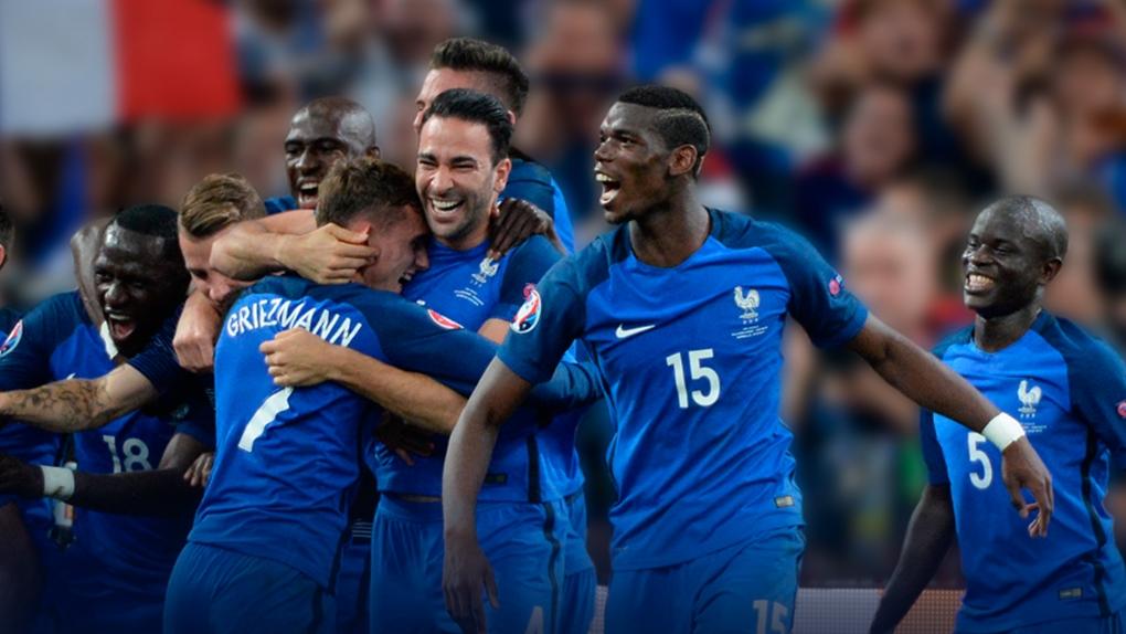 Les Bleus : une autre histoire de France