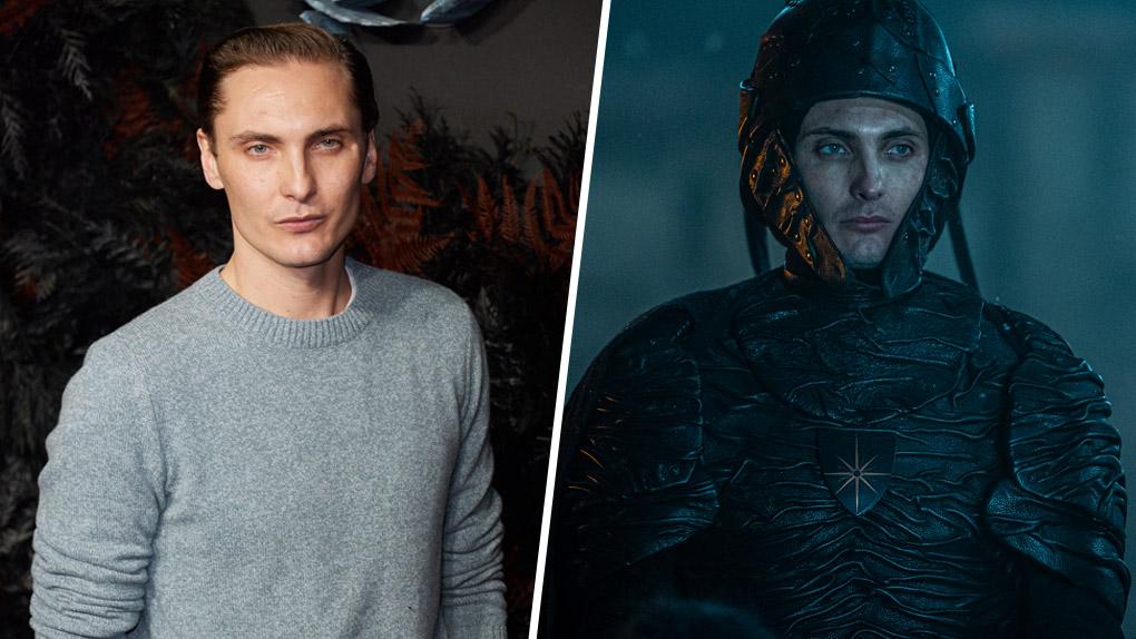 The Witcher sur Netflix : les acteurs de la série avec et sans costume: Eamon Farren / Cahir - AlloCiné