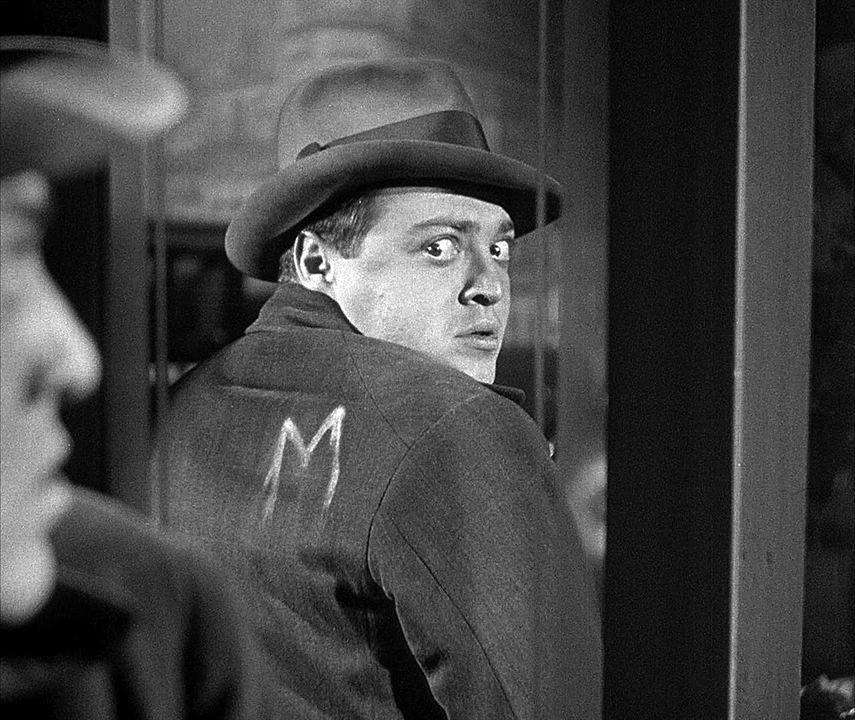 M le Maudit : Photo Peter Lorre