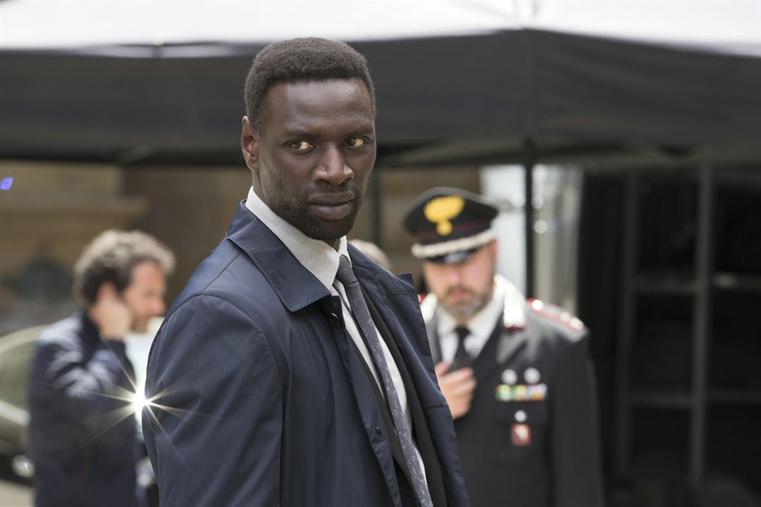 Inferno : Photo Omar Sy