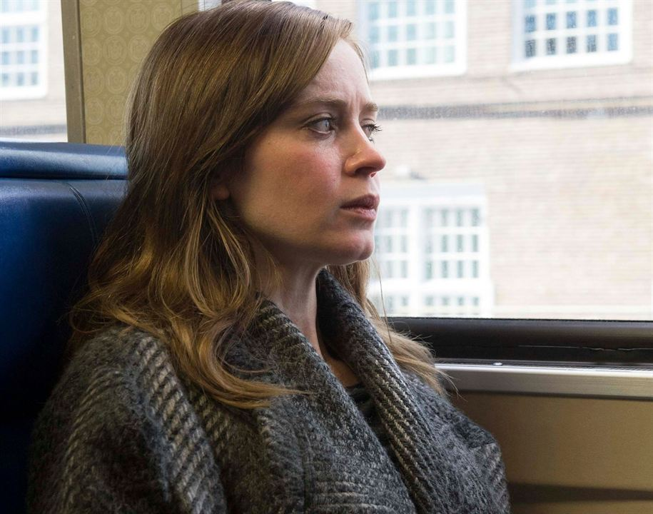 La Fille du train : Photo Emily Blunt