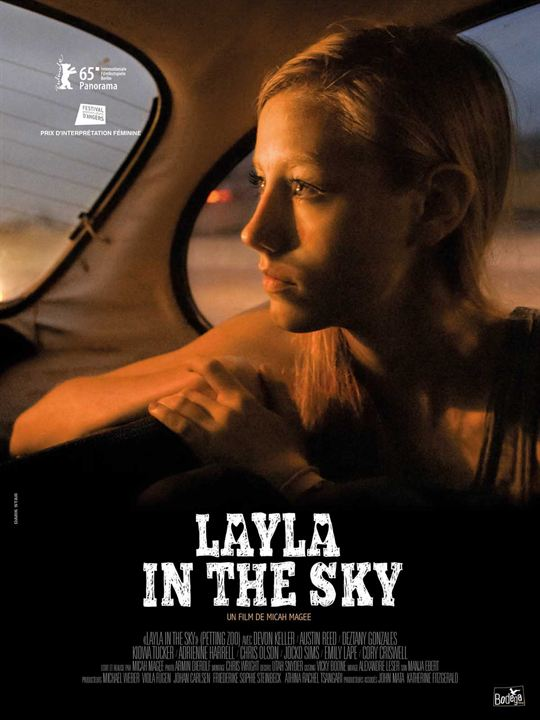 Layla in the sky : Affiche
