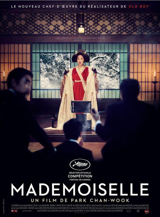 Mademoiselle : Affiche