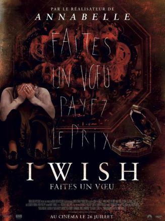 I Wish - Faites un vœu : Affiche
