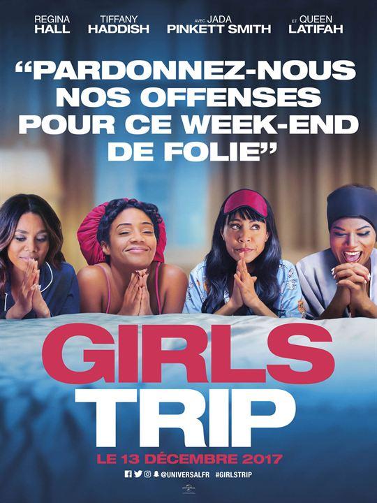 Girls Trip : Affiche