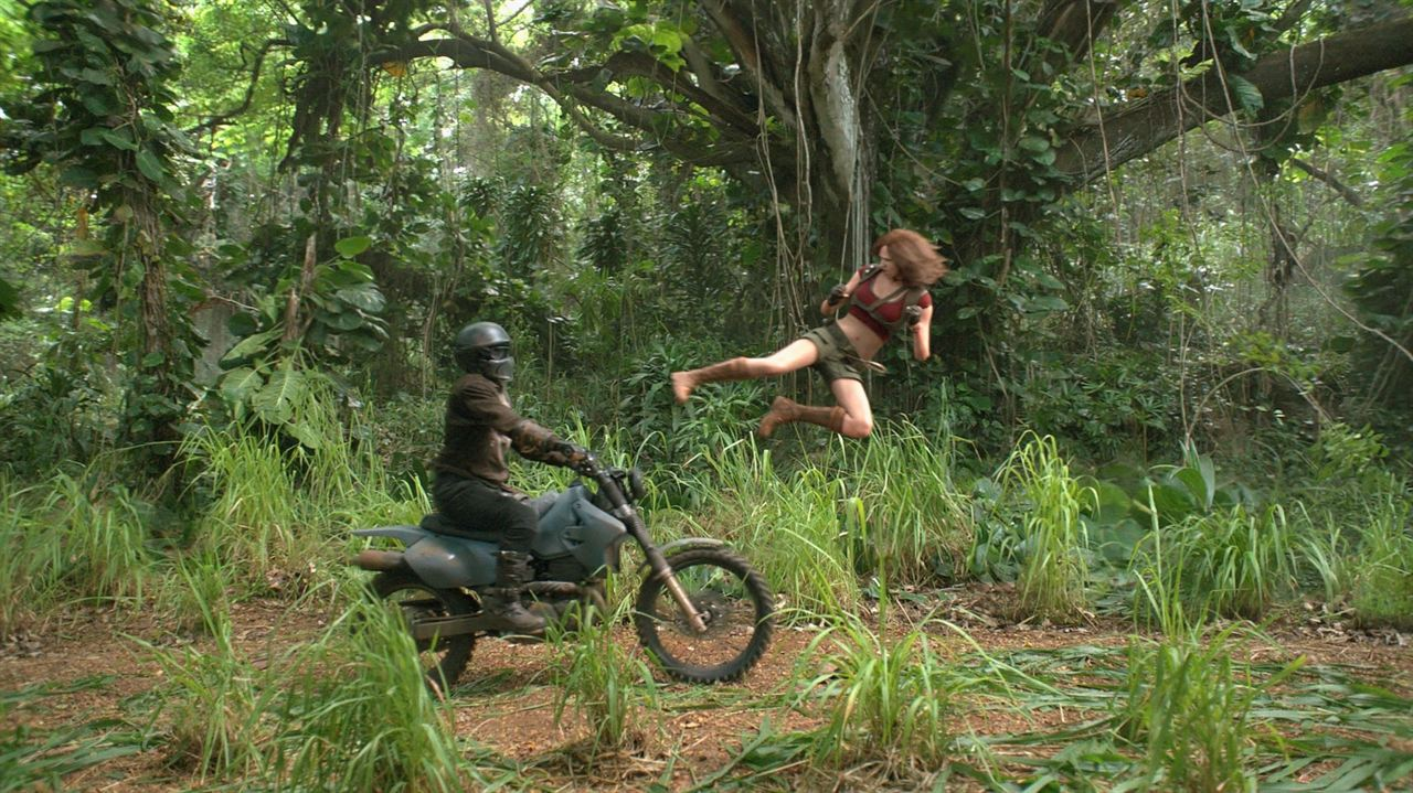 Jumanji : Bienvenue dans la jungle : Photo Karen Gillan
