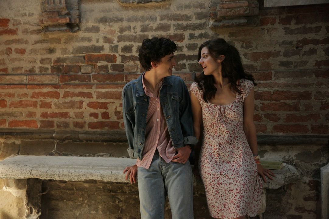 Call Me By Your Name : Photo Esther Garrel, Timothée Chalamet