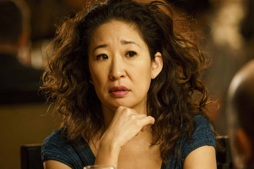 Photo Sandra Oh