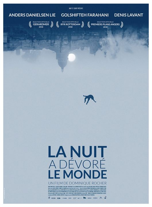 La Nuit a dévoré le monde : Affiche